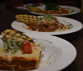 All 3 Pasta Dishes