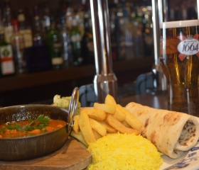 Curry and a Pint